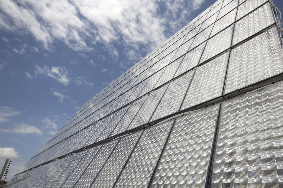 Solar cells are becoming more efficient