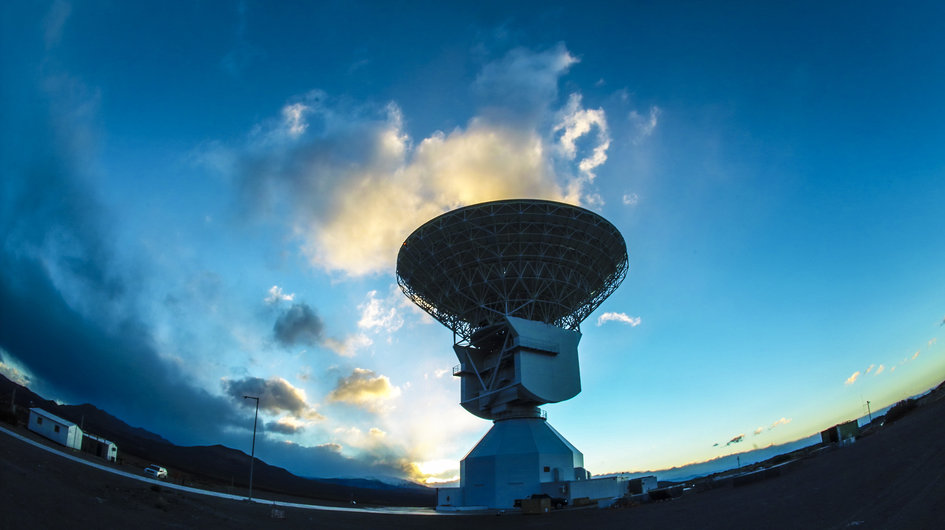 ESA's Malargüe tracking station