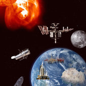 A recent analysis of ESA's Space Situational Awareness programme concluded that space weather hazard-warning and risk-assessment activities would provide a benefit to cost ratio of 6.25 over 16 years.
