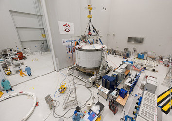 ATV4 Albert Einstein integration underway