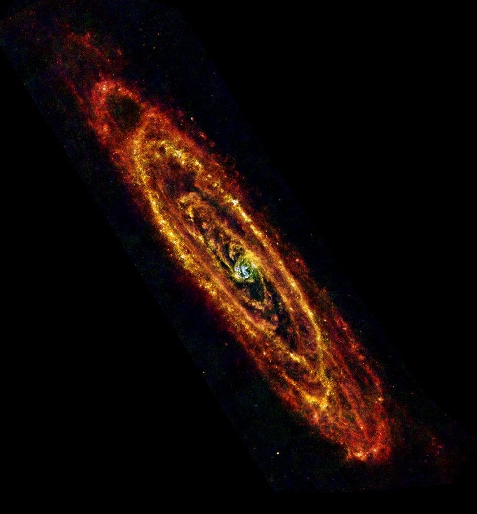Cool Andromeda
