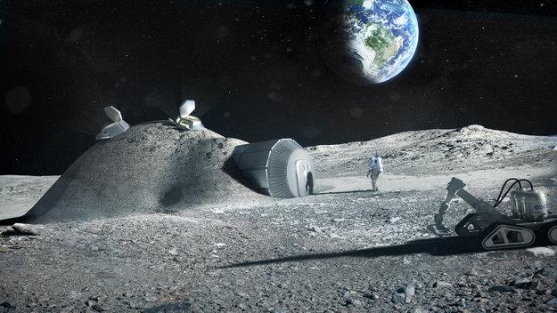 Projet ESA - Impression 3D sur la lune Lunar_base_made_with_3D_printing_large