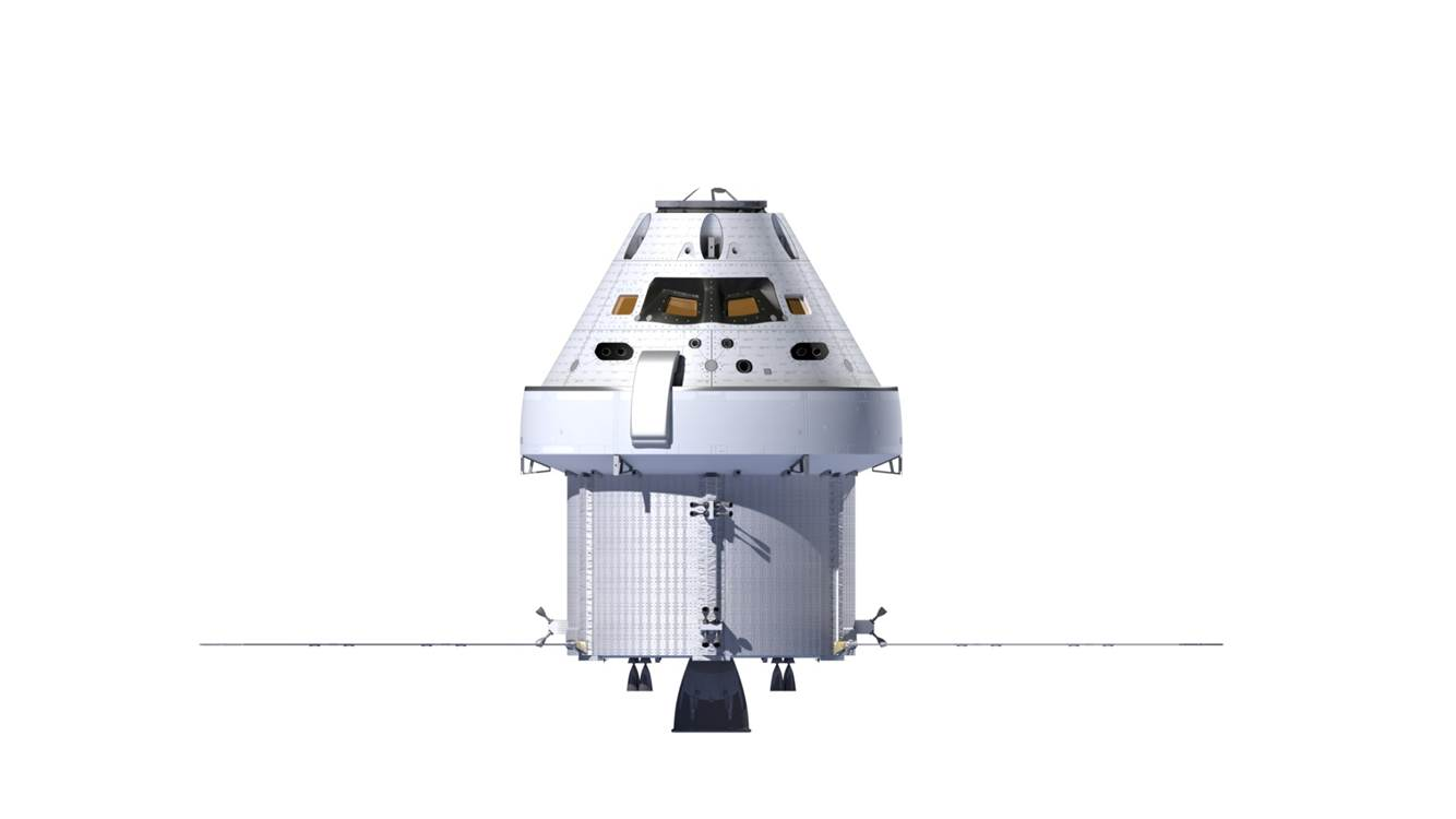 orion spacecraft - photo #14