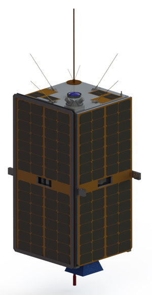 The ESEO spacecraft