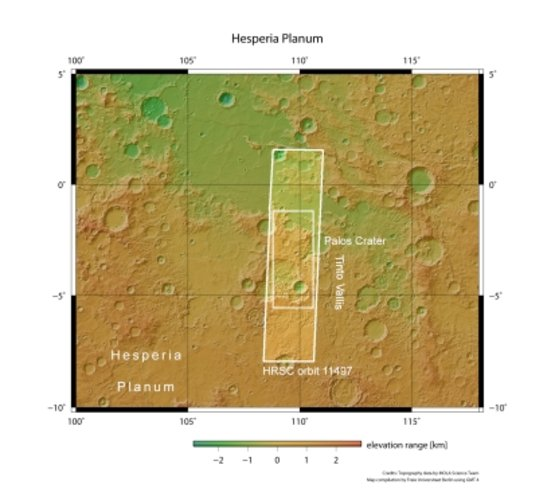Amenthes Planum in context