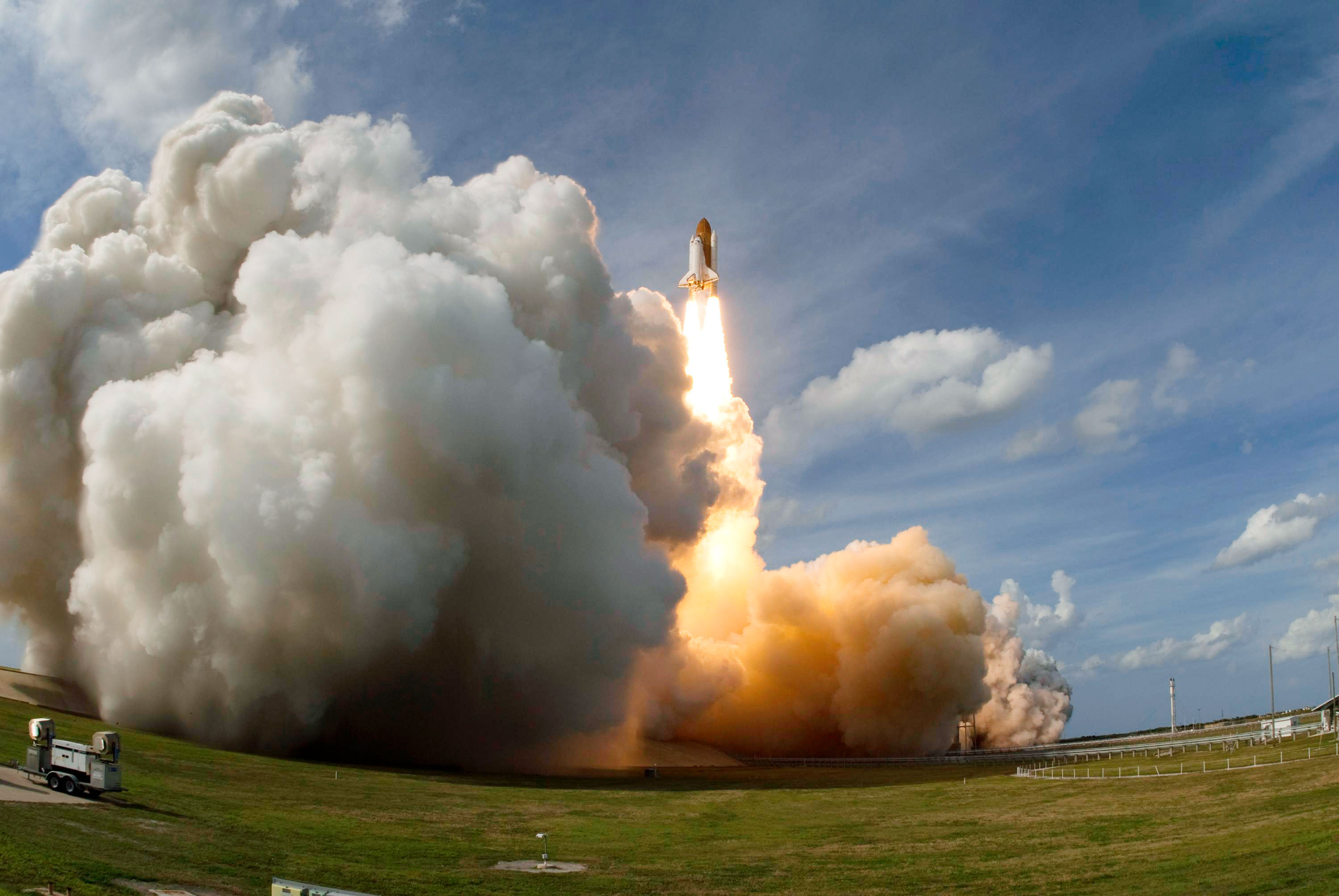 Space in Images - 2013 - 02 - Columbus launched onboard ...