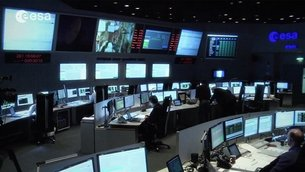 ESOC_ESA's Space Operations Centre