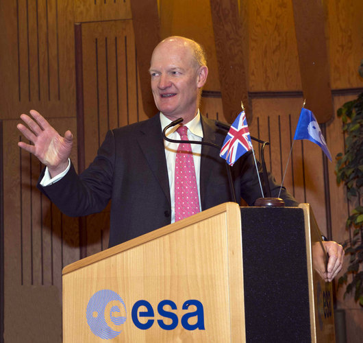The Rt Hon. David Willetts MP