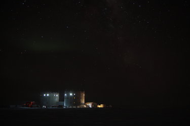 Concordia in the Dark