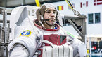 [6/10] ESA astronaut Luca Parmitano suiting up for EVA training