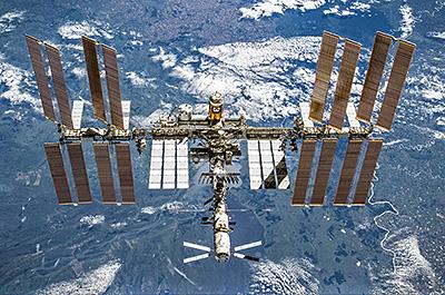 ESA - Space for Kids - ¿Dónde está la Estación Espacial Internacional?