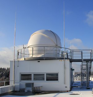 Optical ground station