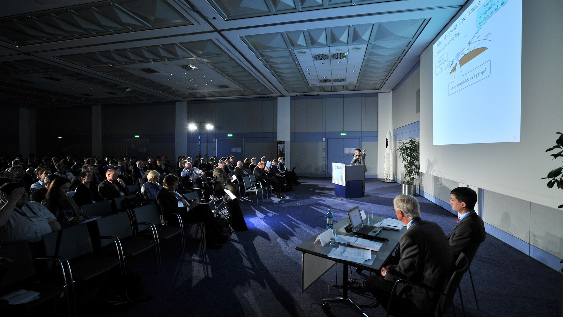 Sixth European Conference on Space Debris