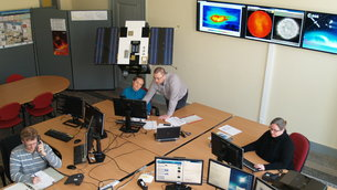 ESA's SSA Space Weather Coordination Centre (SSCC), Spacepole, Brussels
