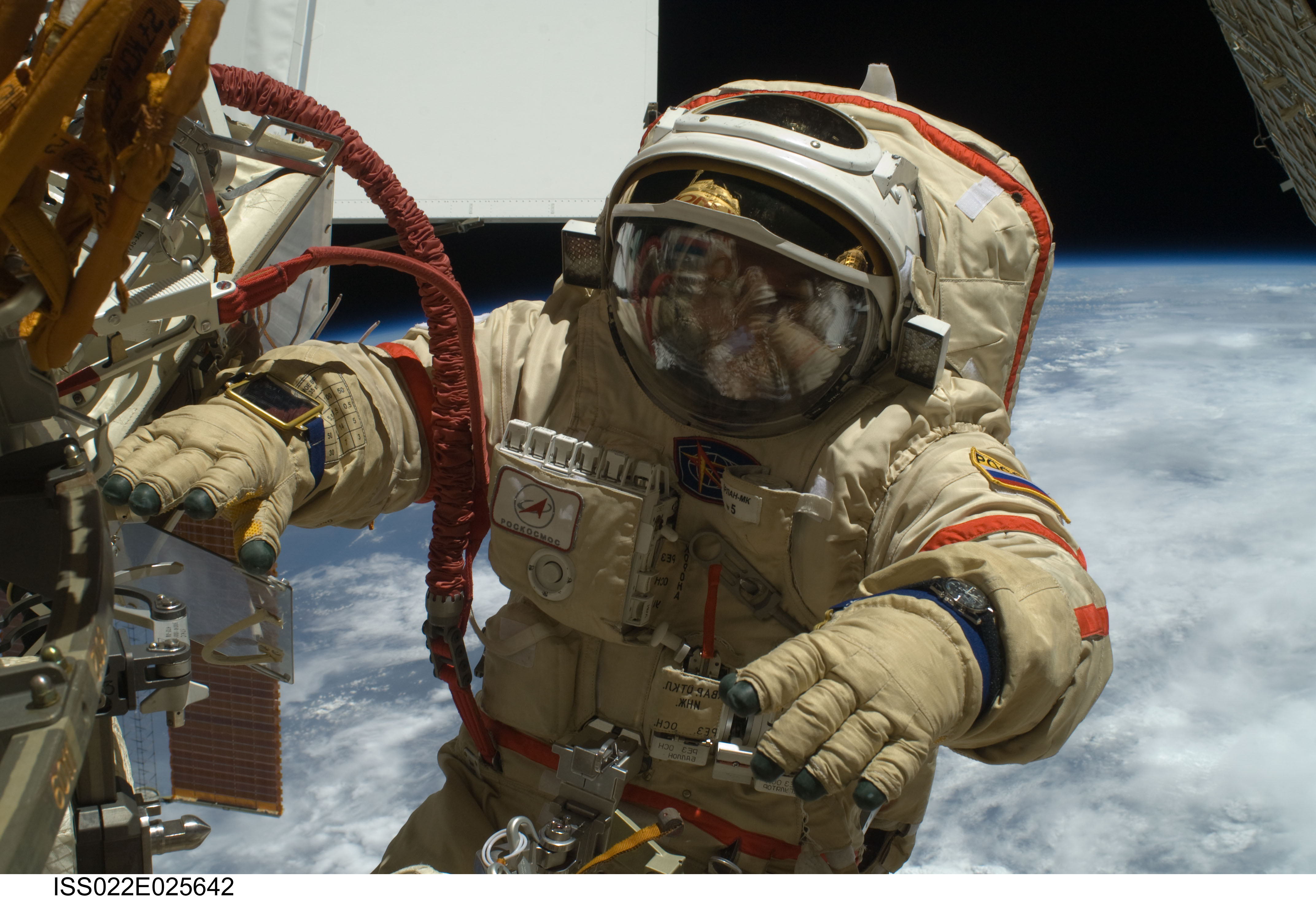 astronaut in space currently - photo #49