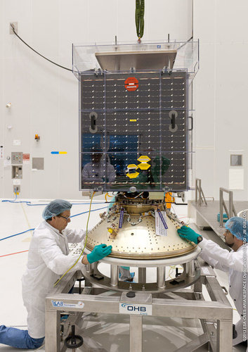 Proba-V almost ready for launch