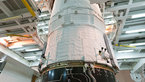 [4/7] ATV-4 fully integrated for launch