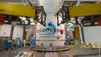 [1/7] ATV-4 fully integrated for launch