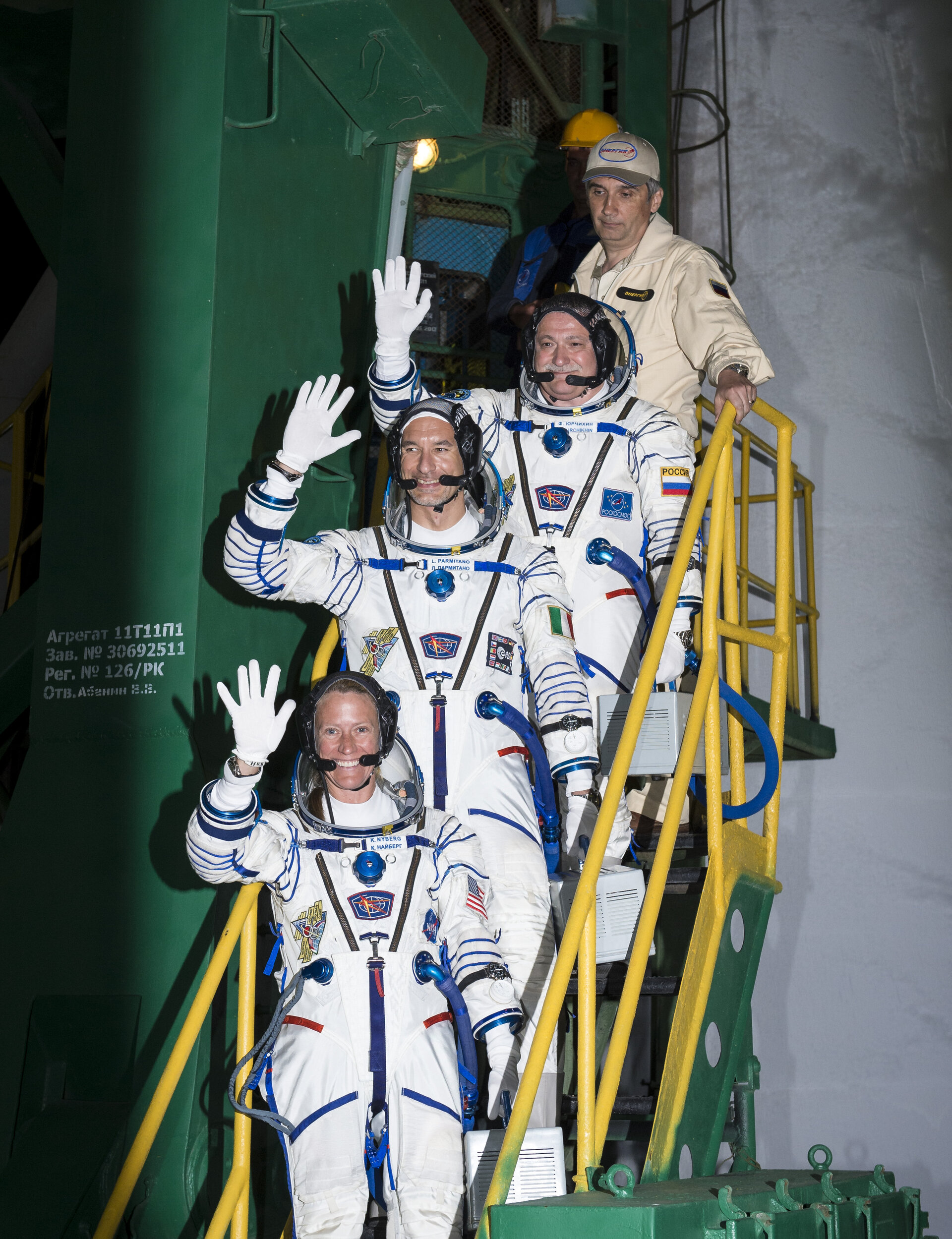 Expedition 36 Crew
