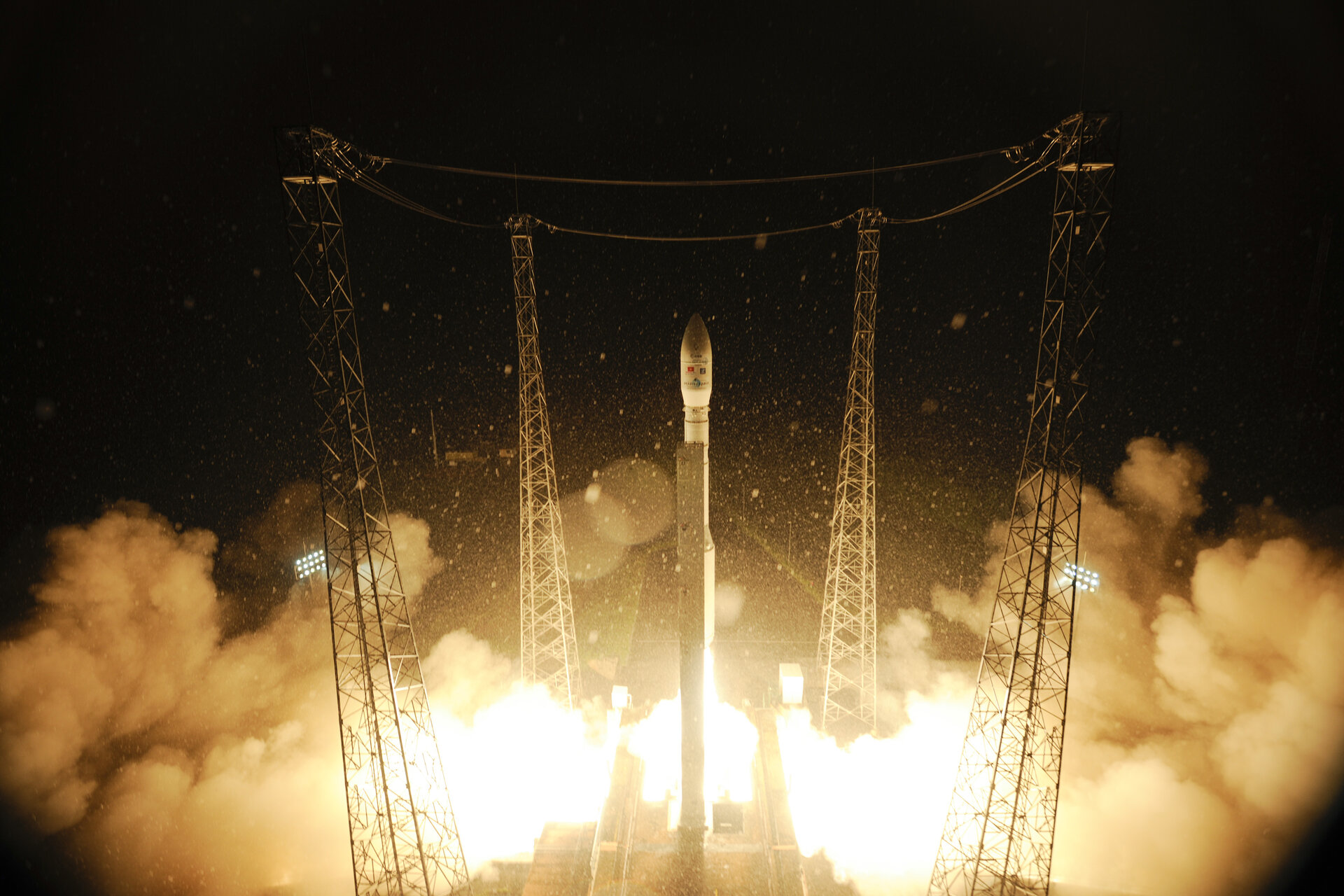 ESA's Vega launcher scores new success with Proba-V