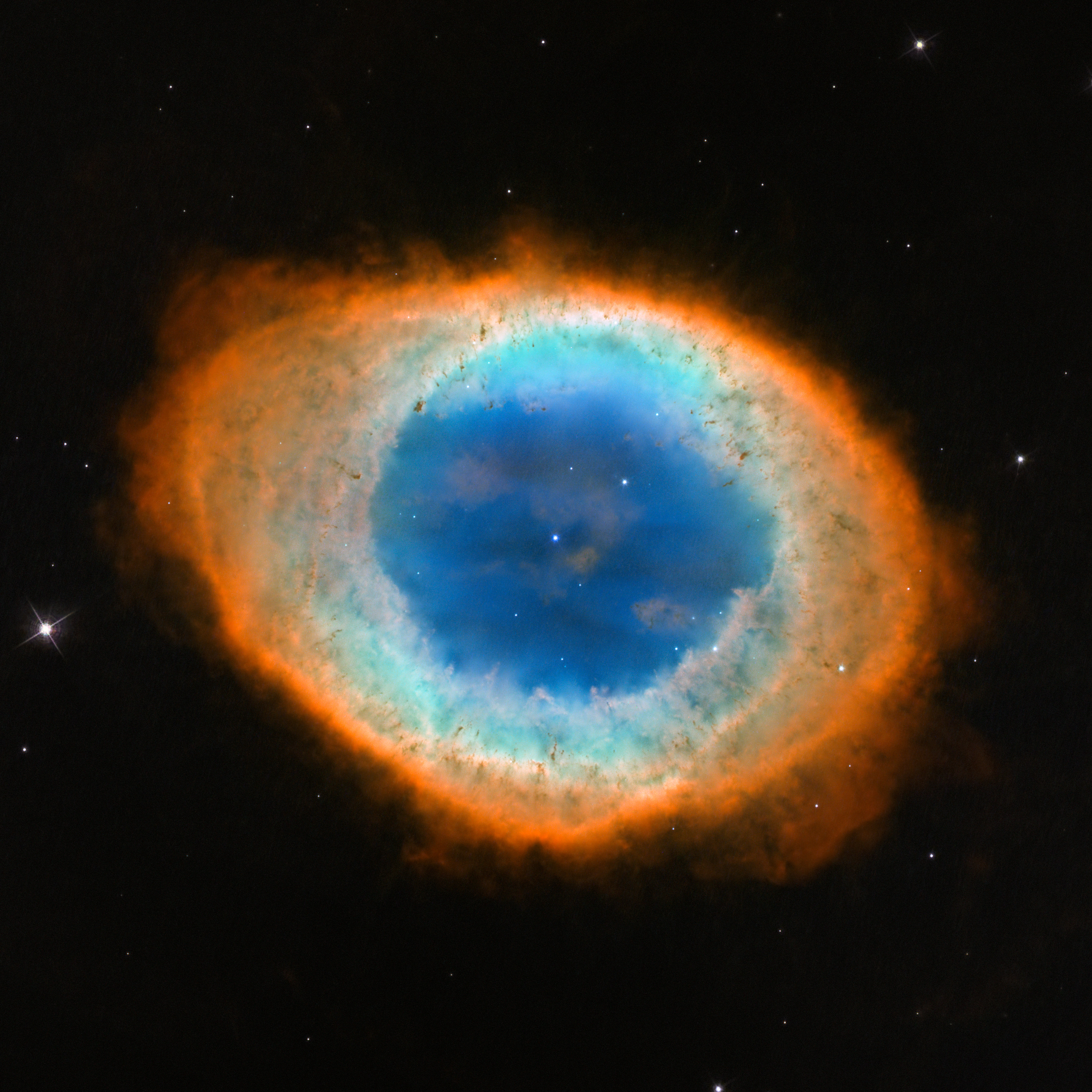 Inaccessible nebulae- a broken exploration dream