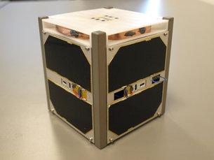Le Cubesat Belge Oufti 1 Retenu Pour Fly Your Satellite