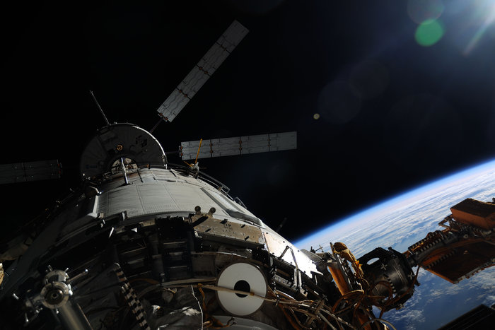 Space in Images - 2013 - 06 - ATV-4 docking