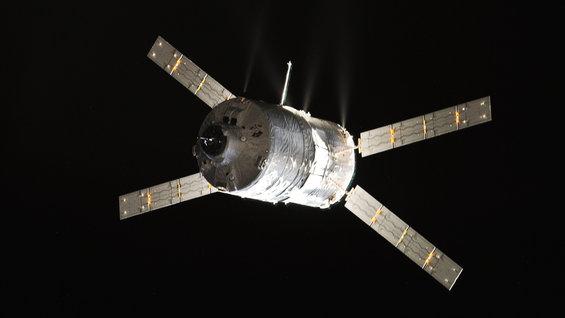 ATV / Human Spaceflight / Our Activities / ESA