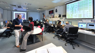 Herschel Dedicated Control Room at ESOC: Mission operations during the routine phase involves, for most missions, certain critical events that require particular attention and many months or even years of preparation.