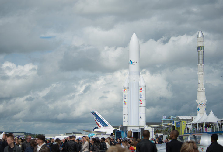 ESA Pavilion, Paris Air and Space Show