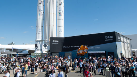 Le Bourget 2013