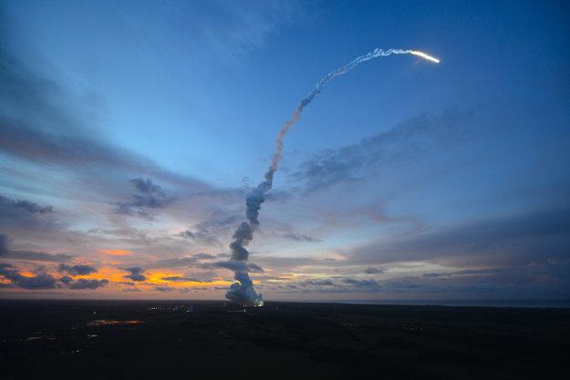 ATV-4 launch