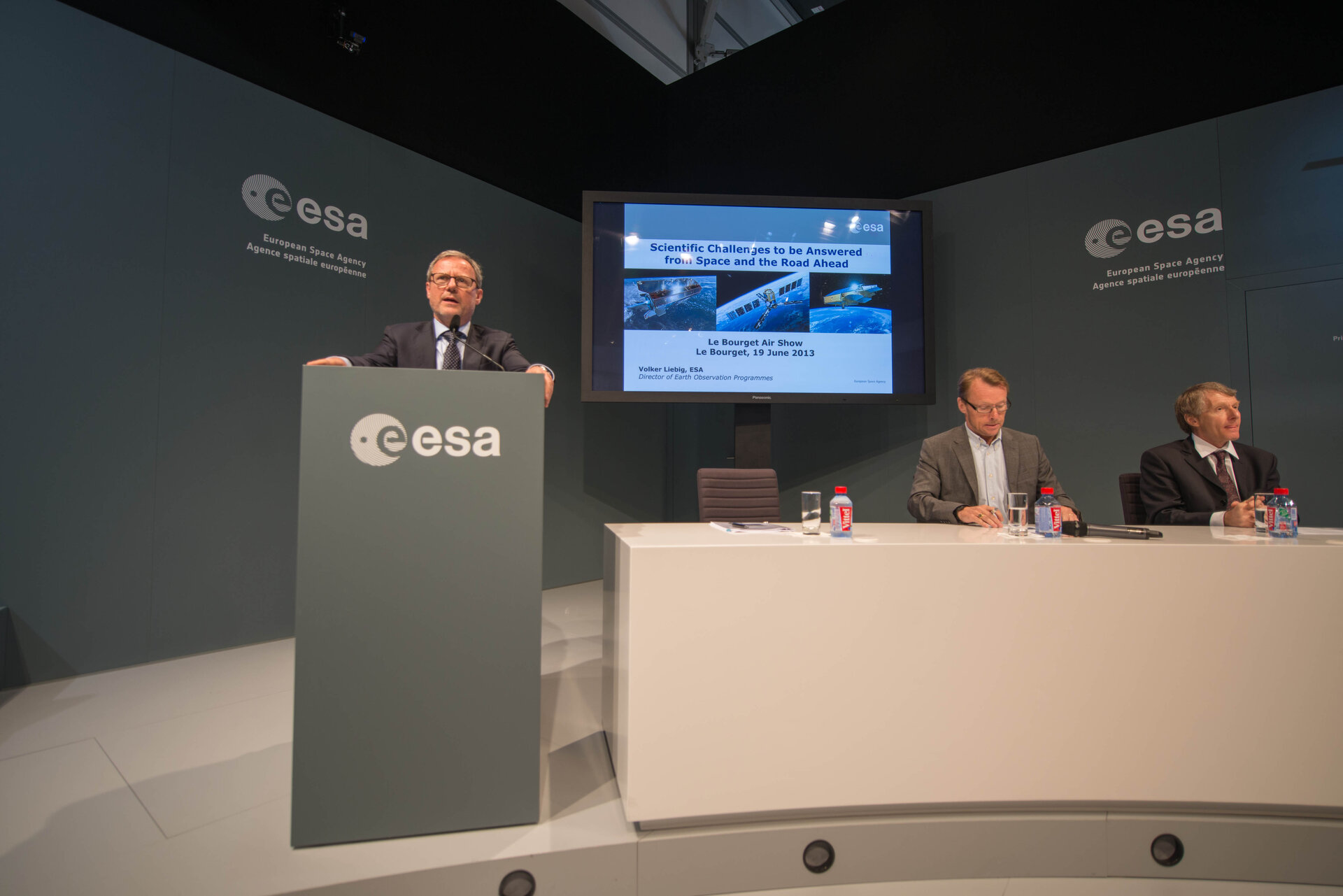 Presentation of Biomass, the 7th Earth Explorer satellite