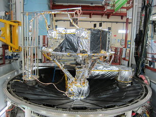 Protoflight Model of the Gaia Service Module