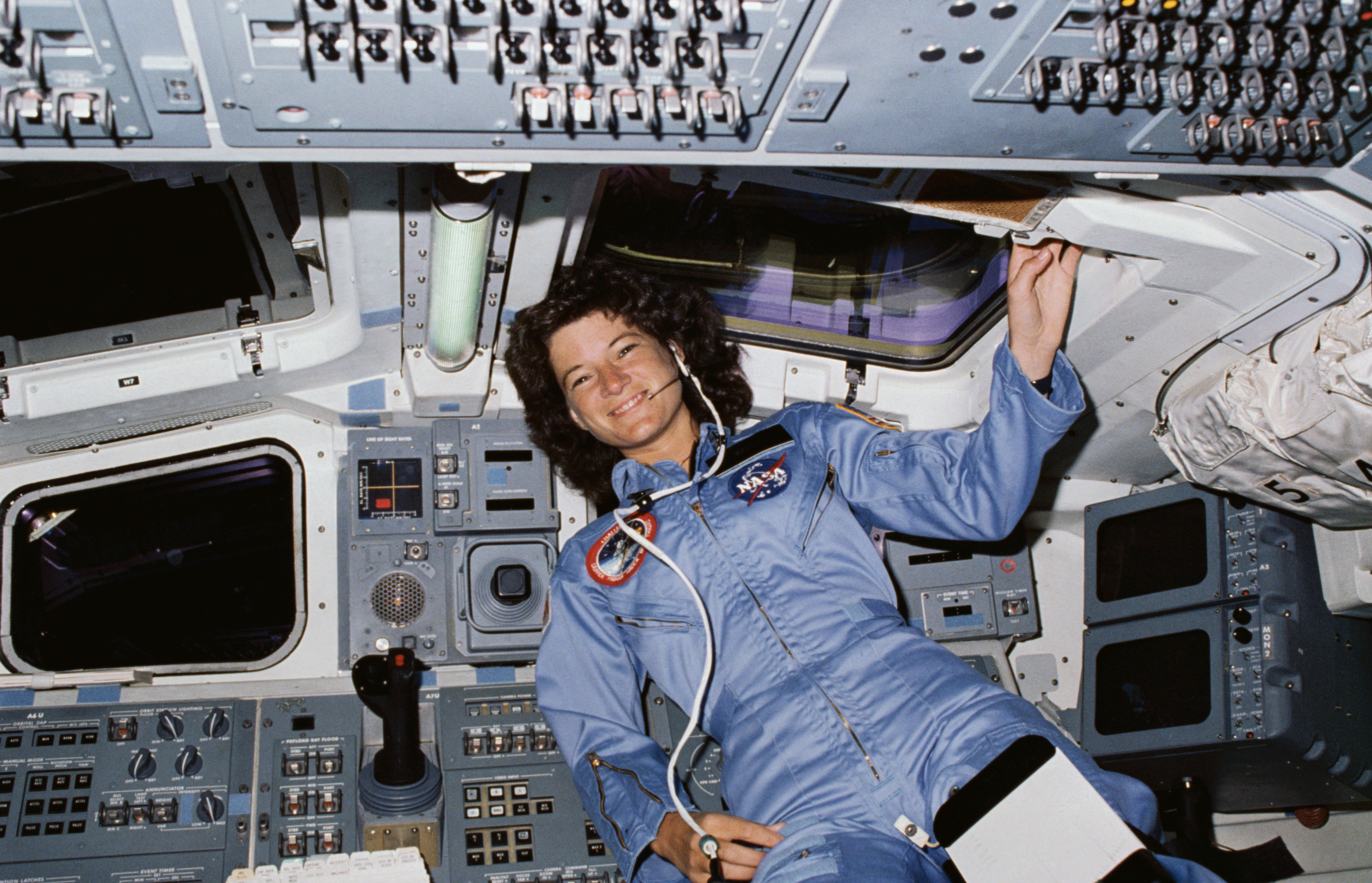 Space in Images - 2013 - 06 - Sally Ride