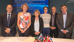 [1/19] Signature of Partners Agreement for ESA Business Incubation Centre Sud France