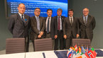 [2/12] Signature of Rider 1 to ESA Contract for Exomars