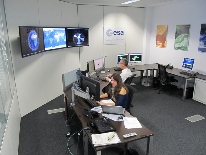 Space Surveillance Test & Validation Centre (SSTC), ESAC, Spain