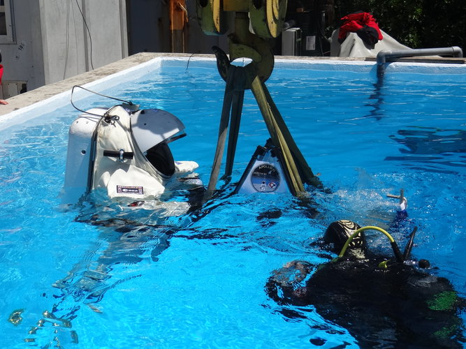 The EVA training wetsuit