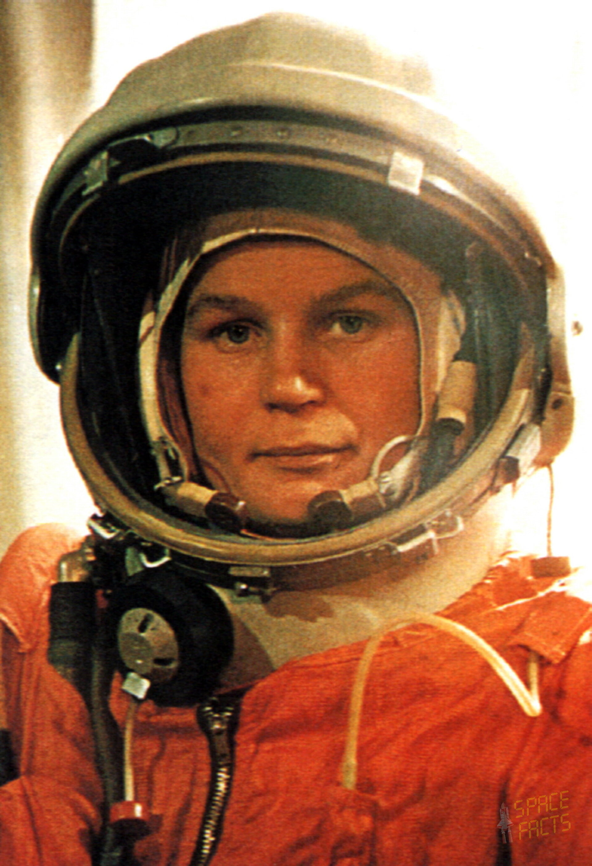 First Time Driver >> ESA - First woman in space: Valentina