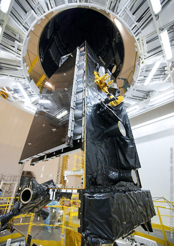 Alphasat carries a quartet of test technologies