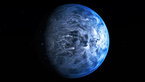 [7/7] ARTIST'S IMPRESSION OF THE DEEP BLUE PLANET HD 189733B