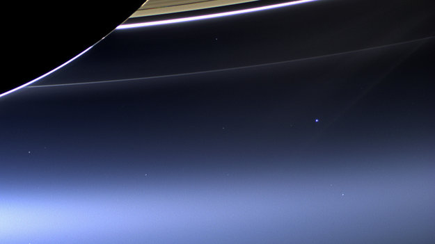 The day Earth smiled / Highlights / Space Science / Our ...