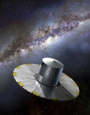 Artist's impression of Gaia