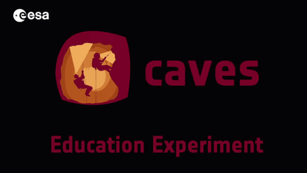 CAVES experiment logo
