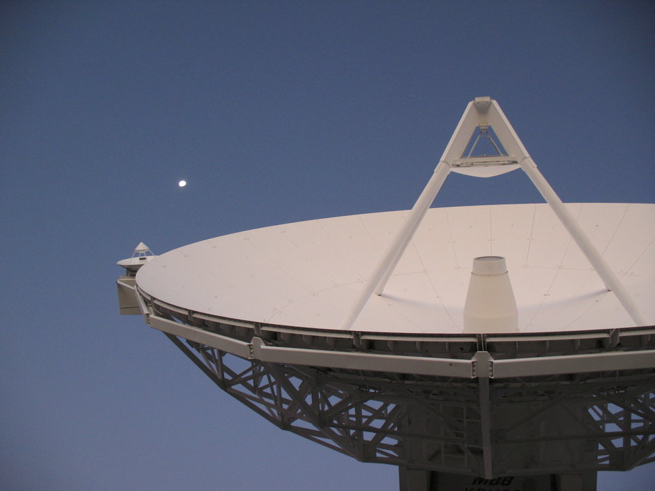 ESA Deep Space Antenna