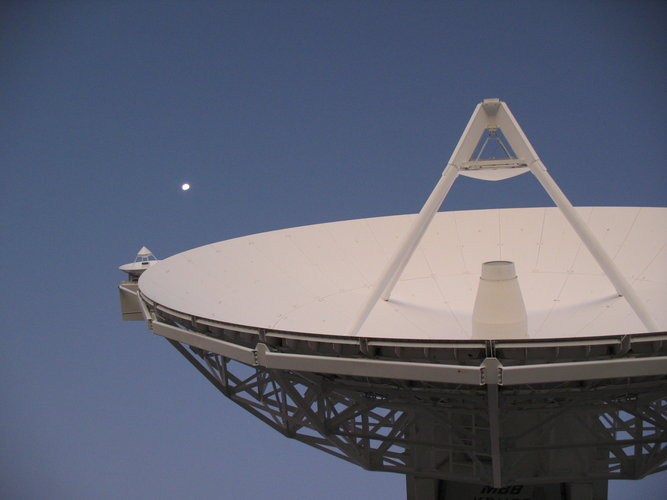 ESA tracking station