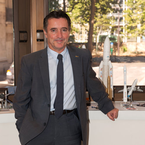 Fernando Doblas, Head of ESA Communication Department