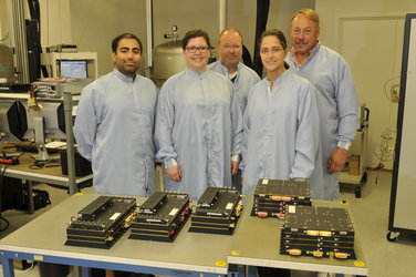 Galileo hardware ready for delivery