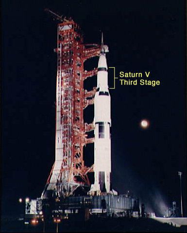 Apollo 12 at Pad A, Launch Complex 39, Kennedy Space Center